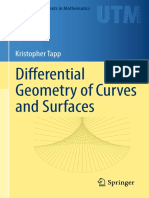 (Undergraduate Texts in Mathematics) Kristopher Tapp (auth.)-Differential Geometry of Curves and Surfaces-Springer International Publishing (2016).pdf