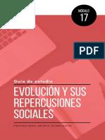 17 Evolucion y Sus Repercusiones Sociales
