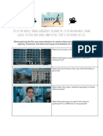 walter mitty film activity
