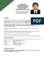 Cv Actualizado Ricardo Cardenas Sin Ucm