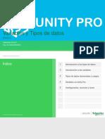 Temario de Curso Unity Pro Para PAC M340-M580 y Vijeo Designer