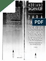 Adriano Da Gama Kury - Para Falar e Escrever Melhor o Português.pdf