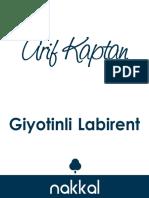 Arif Kaptan - Giyotinli Labirent (2).epub