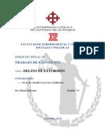 Extorsión Penal 3