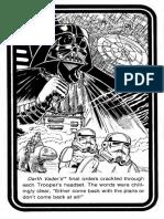 Star Wars - Imperial Troop Transporter Comic