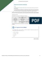 1.3 Comparación de Teorías Ácido-base