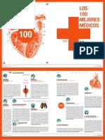Los 100 mejores médicos