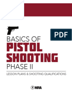 Nra Basic Pistol Phase II Lesson Plan