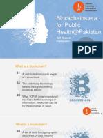 Blockchains Era for Public Health@Pakistan.pptx