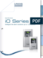 E85005-0132 -- IO Series Submittal Guide