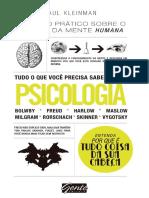 Tudo sobre psicologia