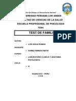 Monografia Test de Familia