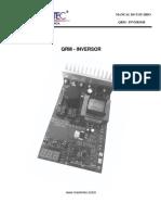 Manual Tecnico Central Inversora Para Automatizadores (Revisao 6) Ppa