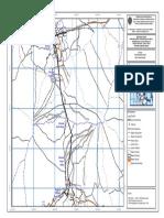 Peta Batas Wilayah Studi Batas Adm Batas Sosial Batas Ekologi Batas Proyek Kab Tanah Datar