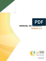 Manual Del Usuario GvSIG 2.3