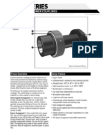 John Crane a-Series Couplings Brochure