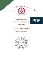 Ambelain Robert - El Martinismo Historia Y Doctrina.PDF