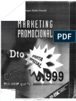 Marketing Promocional - Zorita