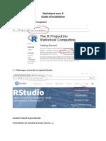 R Installation Guide