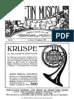 Boletín musical dedicado a las bandas de música. 10-1928, no. 11