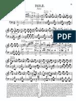 Estudio fantasí op.12 nº6 Schumann