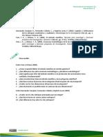 LB - Guía de Lectura - El Proceso Metodológico