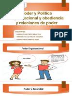 Poder y Politica,y Obediencia y Relaciones Del Poder-ppt
