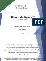 1. Historia Del Derecho (USS 2018-10)