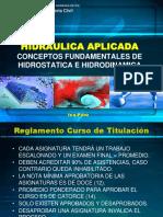 HIDRAULICA APLICADA1