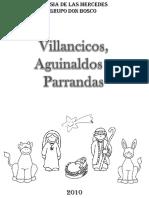 CANCIONERO MISAS DE AGUINALDO 2010.pptx