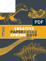 Spring 2019 Creative Paperbacks Catalog