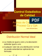 Analisis de Capacidad de Proces