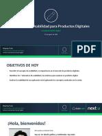 Métricas de usabilidad - Martín Polo
