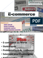 E-commerce Au Maroc