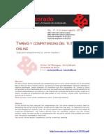Tareas y Competencias Del Tutor Dominguez y Marcelo