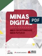 Cartilha Minas Digital (Sedectes)