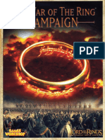 War of the Ring Campaign (Booklet)