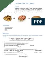 Imperativos - La Tortilla de Patatas