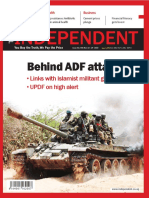 THE INDEPENDENT Issue 548