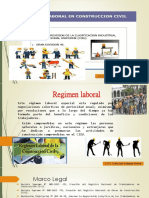Regimen Laboral