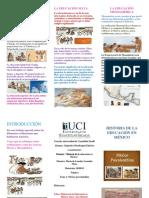 LA EDUCACIÓN AZTECA (triptico).docx