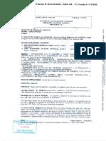 Constitución de la empresa Promedon