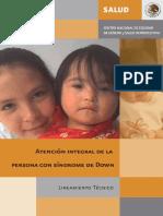 Sindrome de Down SEP 2007.pdf