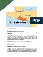 Informe Pais de El Salvador