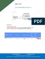 Layout Complemento de Pago XML