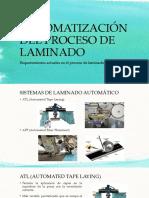 Automatización Del Proceso de Laminado