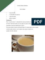 Comida Tipica Garifuna 2
