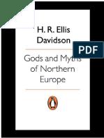 Gods and Myths of Northern Euro - H. Davidson