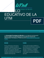 Modelo Educativo de La Utm (1)