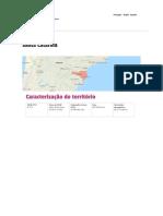 Atlas de Desenvolvimento Humano de Santa Catarina PNUD